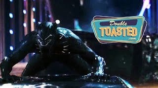 BLACK PANTHER MOVIE TEASER TRAILER #1 REACTION - Double Toasted Review