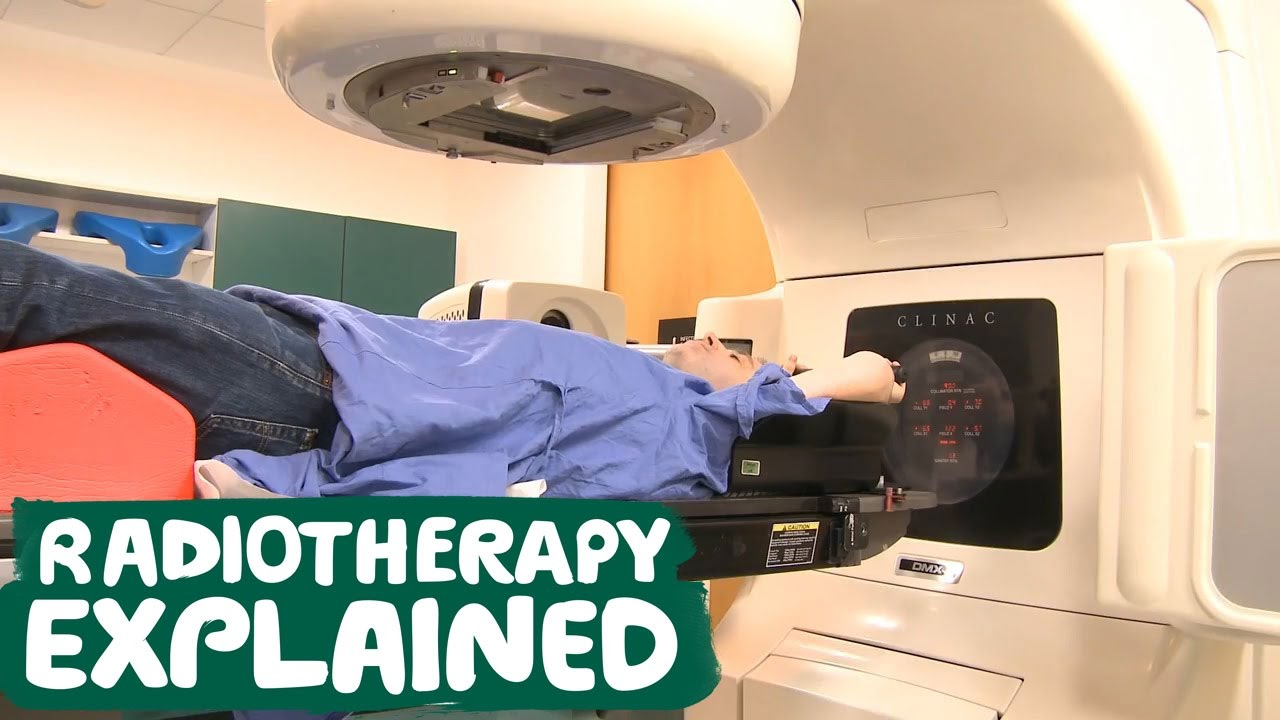 What is radiation therapy and how is it done