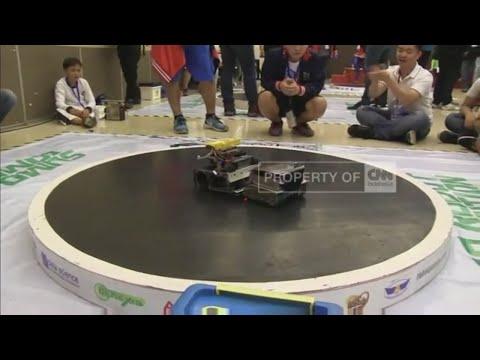 World Robot Game, Kompetisi Adu Robot Sumo