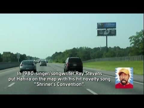 I-75 Southbound - Valdosta-Lowndes County, Georgia (Part 1)