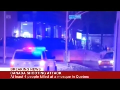 "[News Today] - Quebec Mosque Shooting Labeled ""Terrorist Attack"""