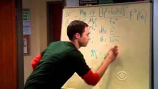 The Big Bang Theory-Raj & Sheldon finger trick..avi