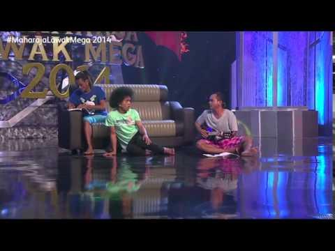 Maharaja Lawak Mega 2014 - Minggu 1 (Zero)