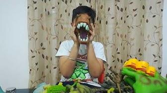 Kaavin became T Rex