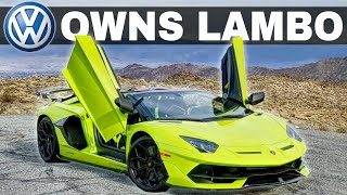 Which Automaker Owns Your FAVORITE Car Brand - 2019 Edition