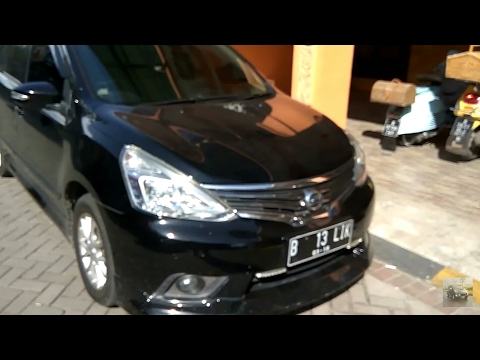 Nissan Grand Livina [L11] Highway Star XTronic CVT Start Up & In Depth Review Indonesia