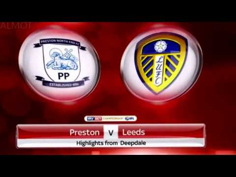 Leeds United vs Preston 2016/17 Highlights