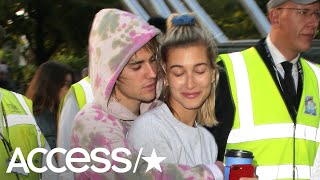 Justin Bieber Introduces Hailey Baldwin As His 'Wife' During Public Outing