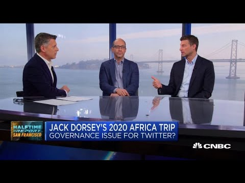 Twitter CEO Jack Dorsey's tenure and move to Africa: Dick Costolo