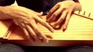 茅原実里「everlasting…」をカンテレで弾いてみた。 カンテレ暦13週間。 everlasting… Minori Chihara 茅原実里 kantele カンテレ.