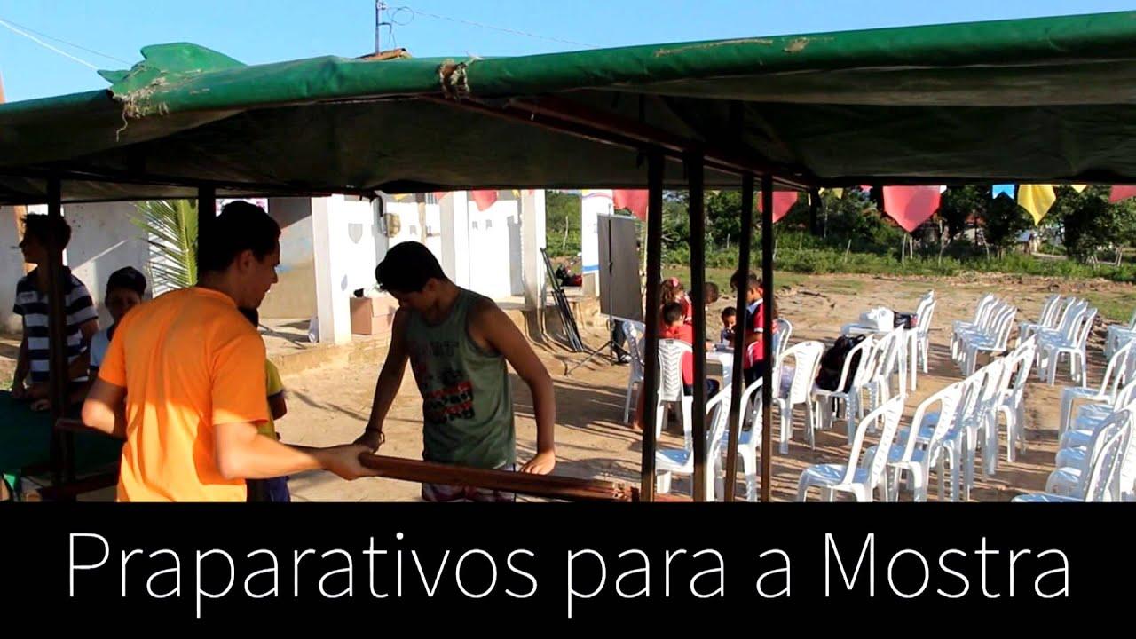 Bastidores Semiárido em Tela - Assentamento Oziel Pereira - YouTube