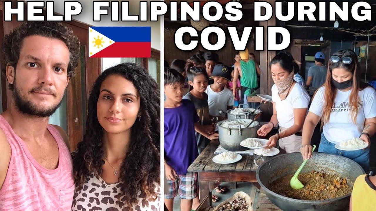 HELP STRUGGLING FILIPINOS DURING COVID-19 🇵🇭 EL NIDO