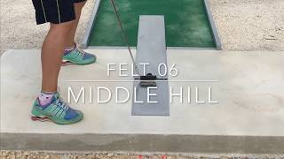 Felt Lane 6 - Middle Hill (World Championships 2017)