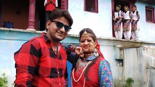 मधुली गीत का लाइव शूटिंग । Singer. Rohit Chauhan