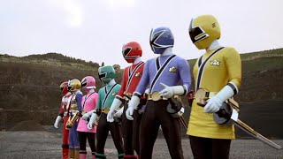 Power Rangers Samurai in Hindi - It&#39s Not So Simple  Clash Of The Red Rangers