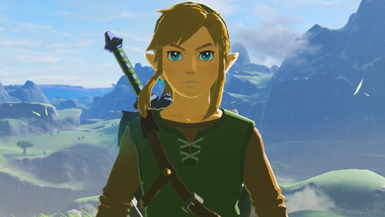 How To Get Link S Green Tunic Tunic Of The Wild The Legend Of Zelda Breath Of The Wild