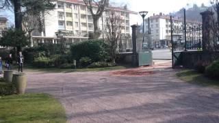 vidéo jardin de ville vienne le 19/3/2015