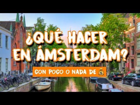 ANA FRANK, EL BARRIO ROJO Y COSAS GRATIS EN ÁMSTERDAM | MPV en Países Bajos #2
