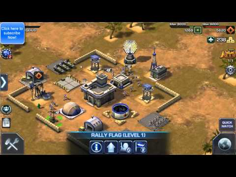 Zynga Empires and allies | Defense Tips and Tricks For Empires and Allies HQ LV 3