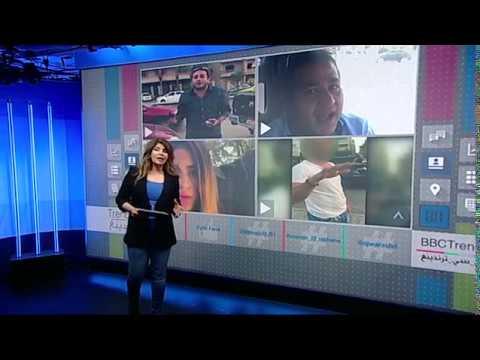 بي_بي_سي_ترندينغ | #تحرش أم لا؟ فيديو على #فيسبوك من #مصر يثير جدلا  - 18:22-2018 / 8 / 16
