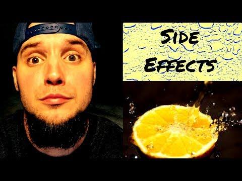 Lemon Water Side Effects - Lemon Juice Overdose?