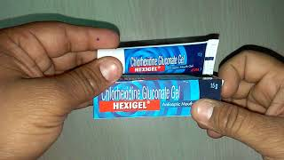 Hexigel Antiseptic Mouth Gel Uses Composition Side Effect Precaution How to use & Review