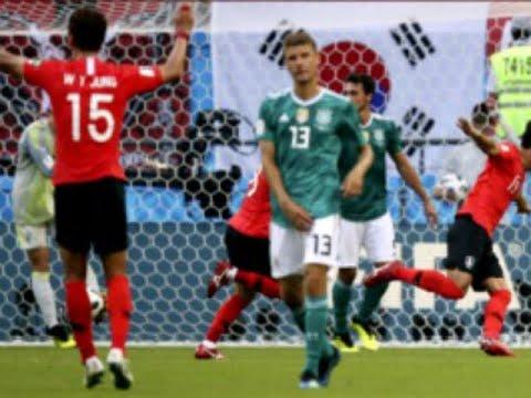 Com derrota para a Coreia do Sul, Alemanha dá adeus ao Mundial | SBT Brasil (27/06/18)