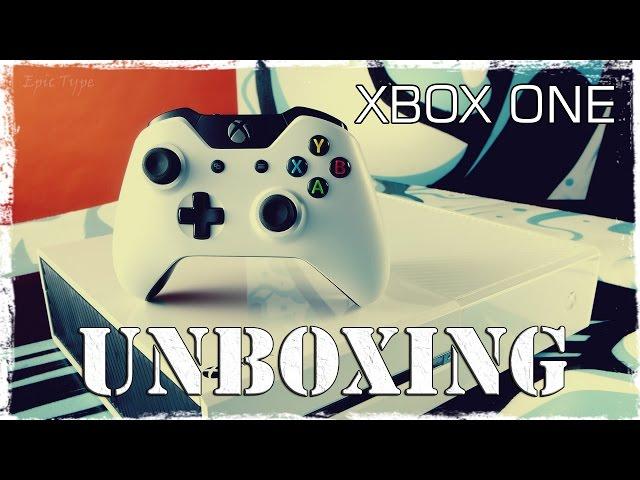 Смотреть прохождение игры Распаковка Xbox One Sunset Overdrive Bundle   Unboxing Xbox One White (rus)
