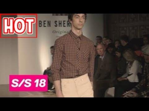 Ben Sherman Spring/Summer 2018 | #LFWM | London Fashion Week Men's