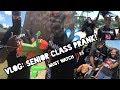 VLOG 1- FUN/FUNNY DAY+SENIOR CLASS PRANK!! ||MUST WATCH||