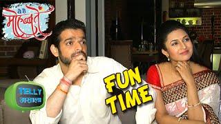 Raman And Ishita Fun Times On Set | Ye Hai Mohabbatein | Star Plus