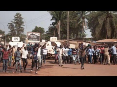 Centrafrique, REGAIN DE TENSIONS À BANGUI