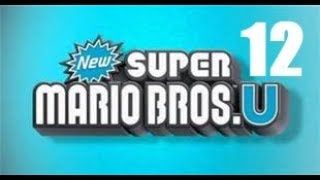Super Mario Bros U [ep.12] Mega Toad Siblings