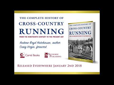 Good People Run Podcast: June 23, 2017. Paul Petch, NZ Interviews Author Andrew Boyd Hutchinson