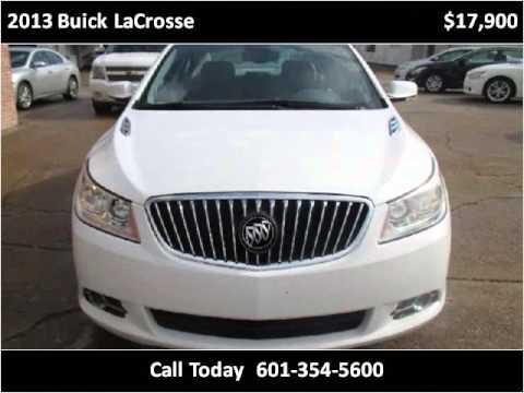 2013 Buick Lacrosse Used Cars Jackson Ms Youtube