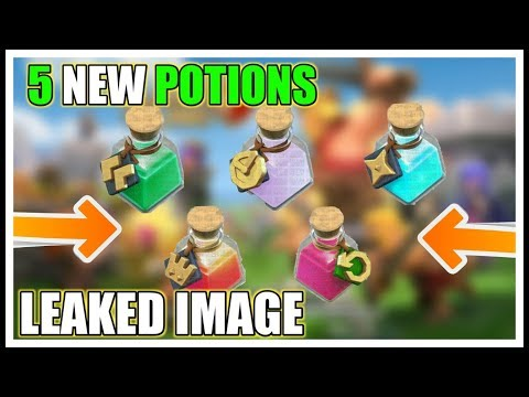 LEAKED!! NEW *5 POTION* ARE COMING TOMMOROW?? | POTION OF HERIOC,ATTACK, CLOCKTOWER,LOOT AND MORE