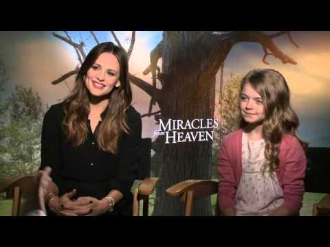 Miracles From Heaven: Jennifer Garner & Kylie Rogers Exclusive