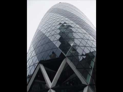 The Gherkin, LLoyds, Westminster and Windsor House