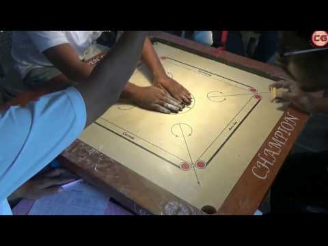 Final Sandeep Dive Vs Nadim Siddique Set 2 Mumbai Suburban District Carrom Organised Mayor Cup