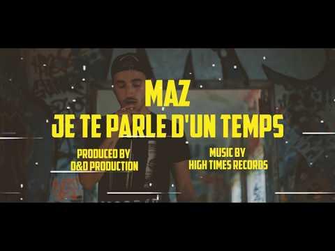 MAZ / Je Te Parle D'un Temps / ( D&D Production )