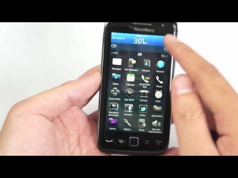Tinhte vn Trên tay Blackberry 9860