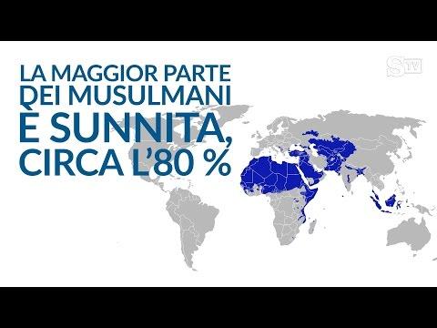 La differenza tra sunniti e sciiti spiegata in 2 minuti con un'animazione