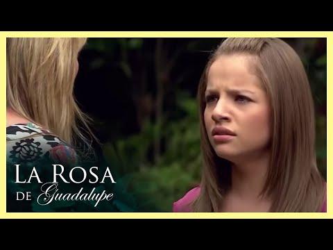 La Rosa De Guadalupe: Hanna Y Rafa Viven Un Amor Por Internet | Ciber-amor