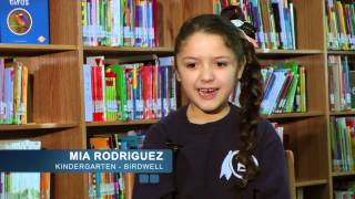 TISD Student of the Month - February 2015