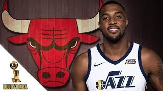 Utah Jazz Offer Derrick Favors To Chicago Bulls In Trade For Nikola Mirotic!!! | NBA News