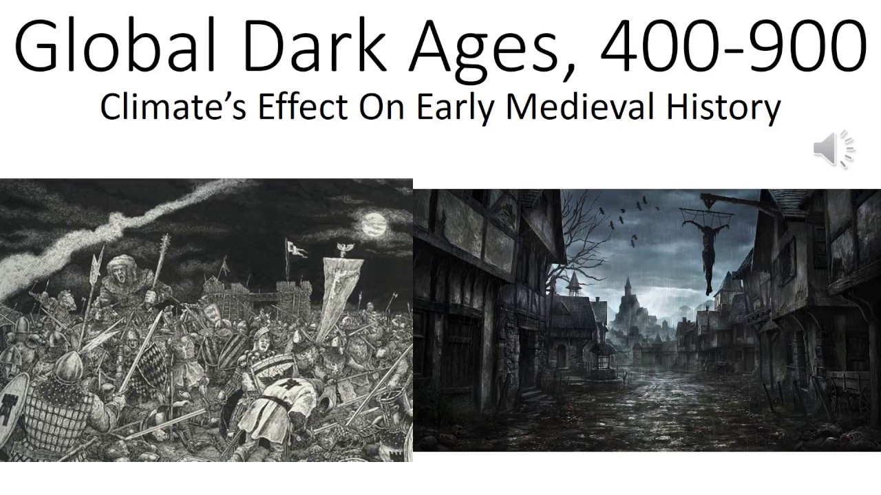 Global Dark Ages: 400-900 CE