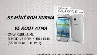 S3 Mini S5 Rom ve Root Atma Ayrıntılı Anlatım - HD