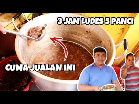 3-jam-ludes-250-porsi-!!-nyaris-nggak-kebagian-!!-sop-buntut-sapi-mang-uu-bogor---indonesian-food