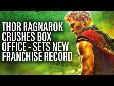 Thor Ragnarok Dominates Box Office - Sets Franchise Records