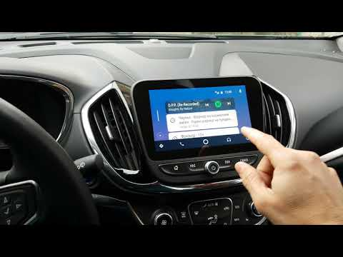 Test Android Auto voice commands and music database